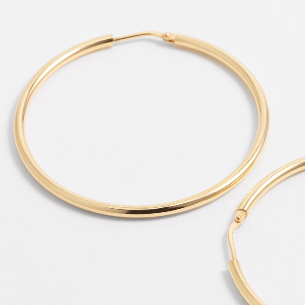 Shiny polished - Creolen - Gold
