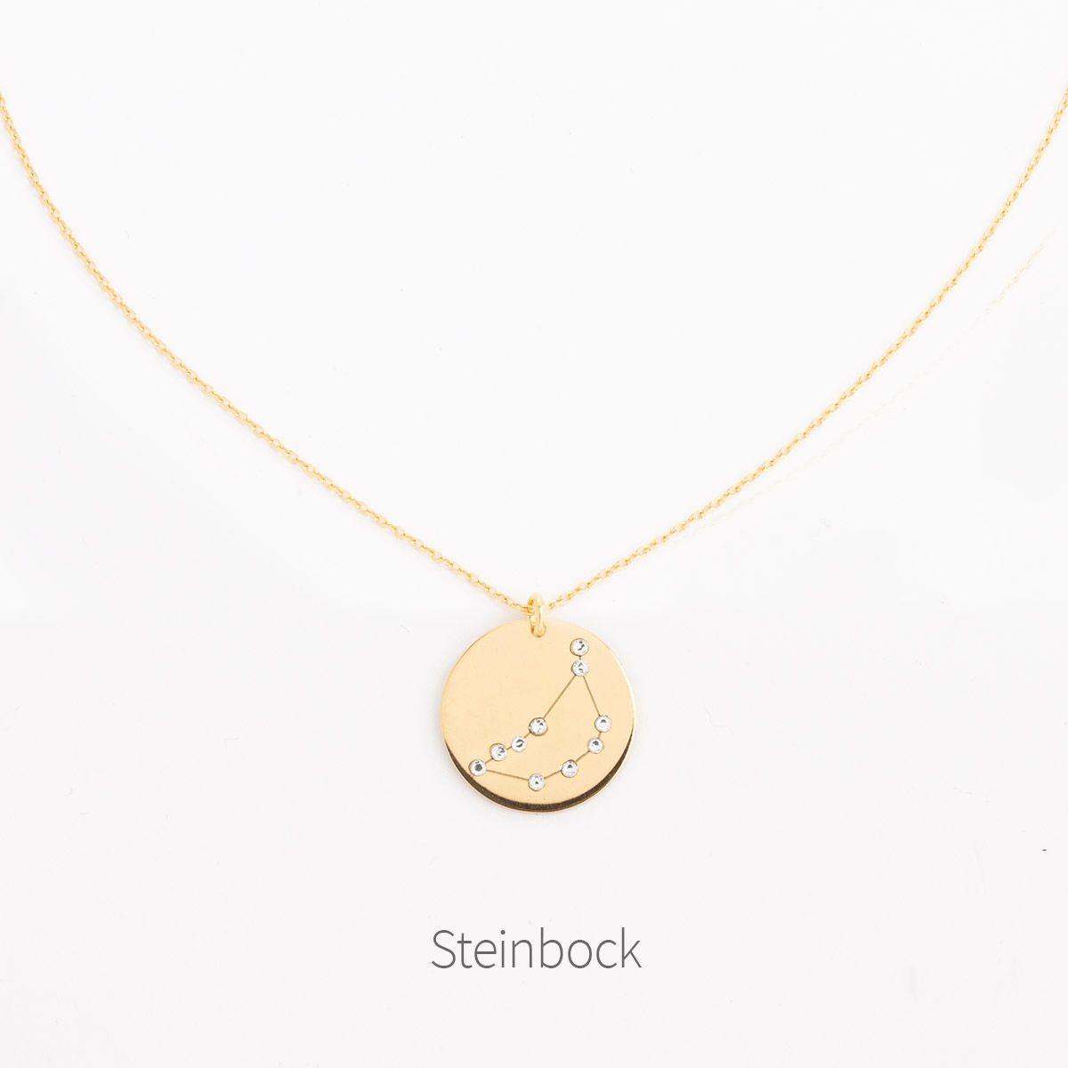 Celine - Halsketten - Gold