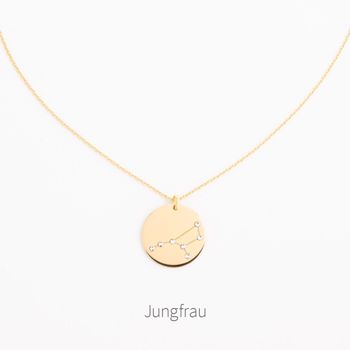Eva - Halsketten - Gold