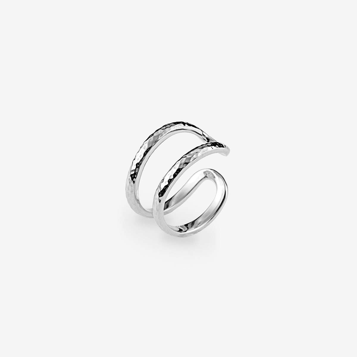 Double ring - Ringe - Silber