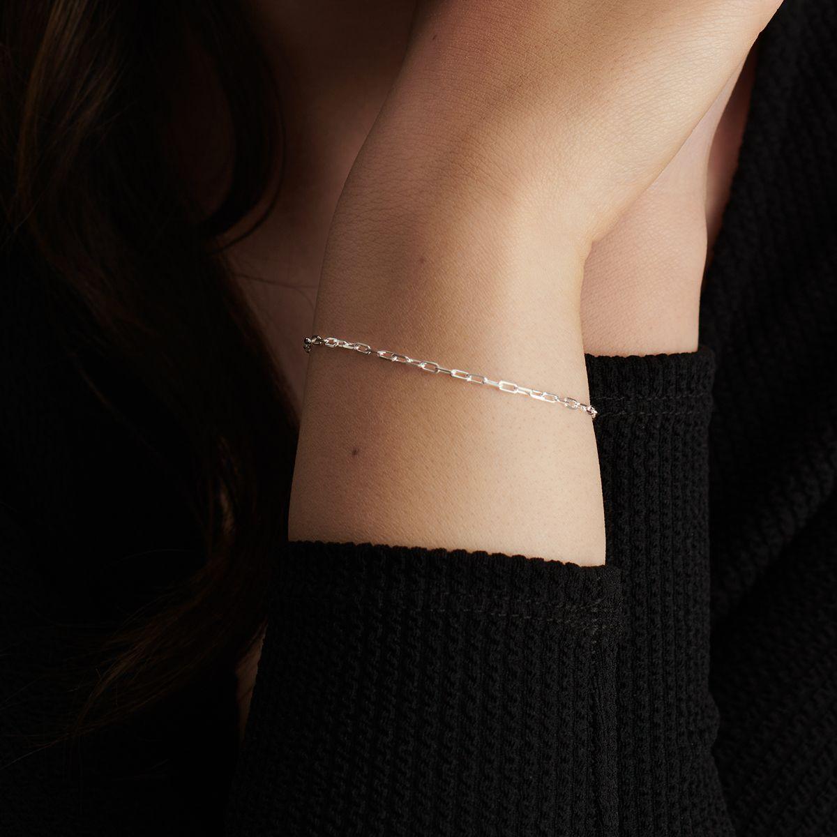 Diane - Armband - Silber