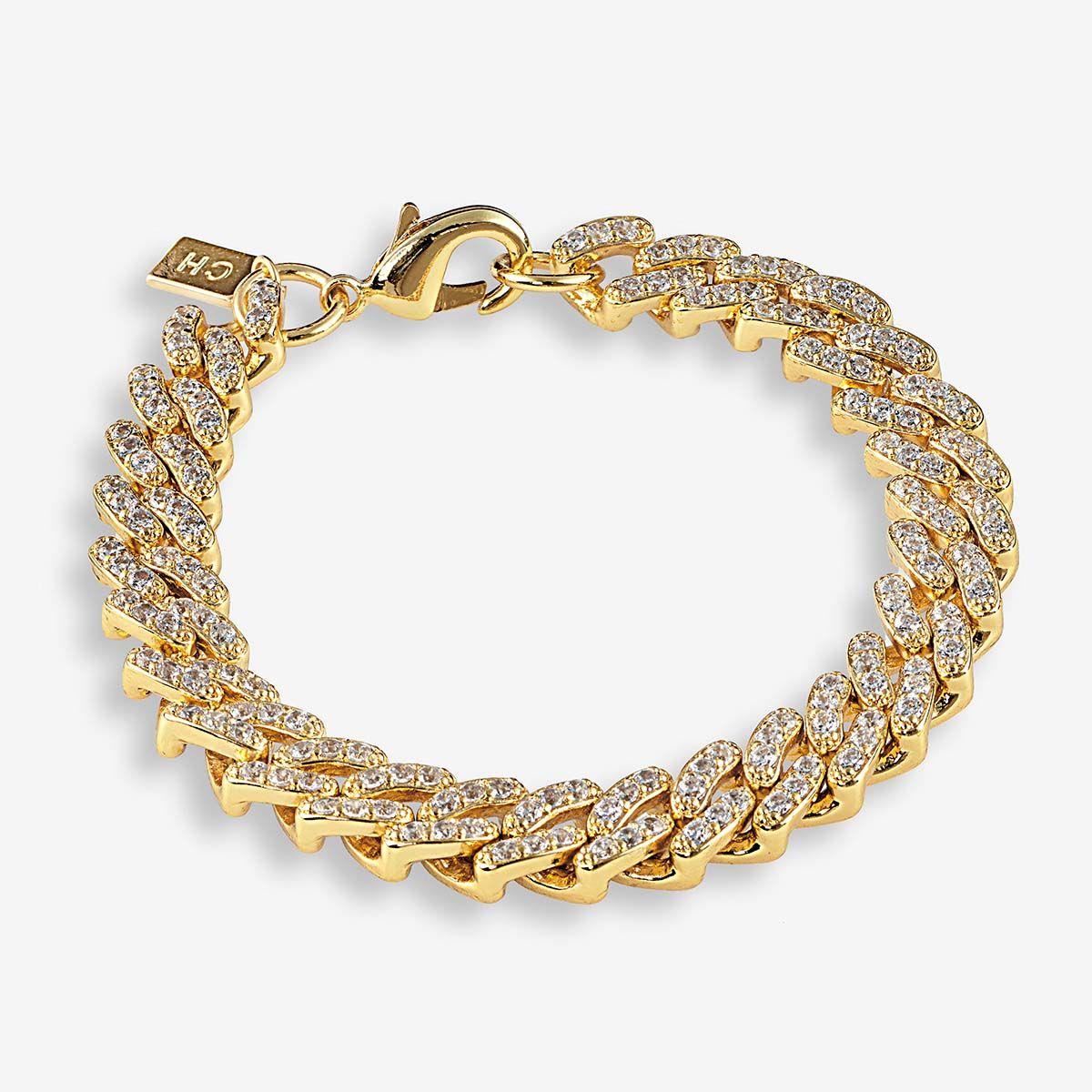 Mexican Bracelet - Armband - 18k vergoldet