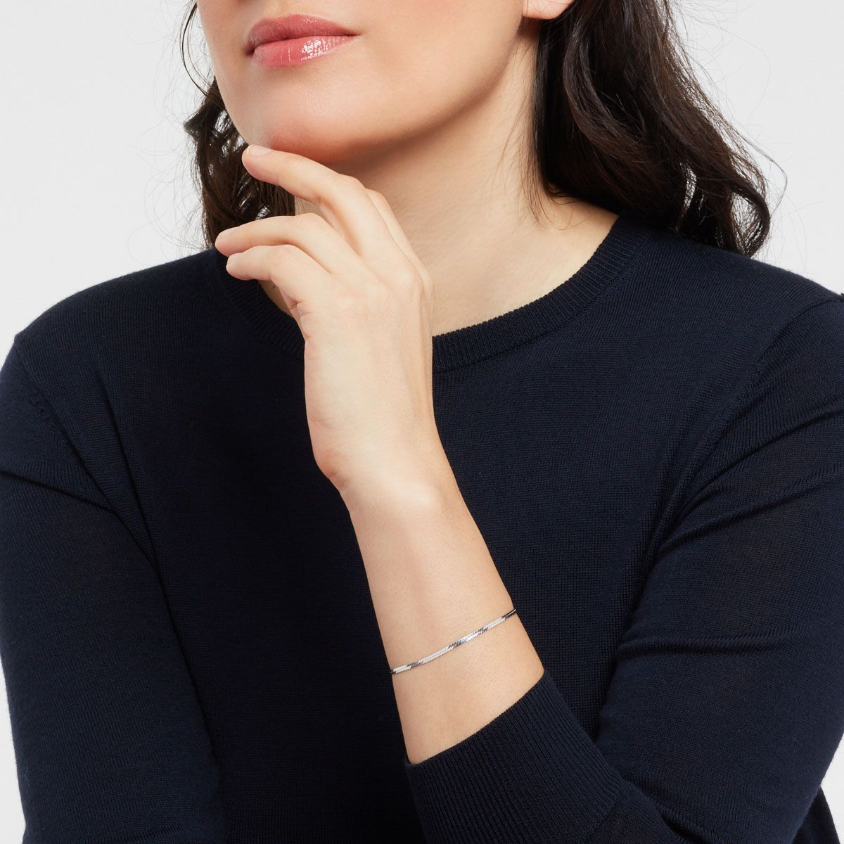 Ornella - Armband - Silber
