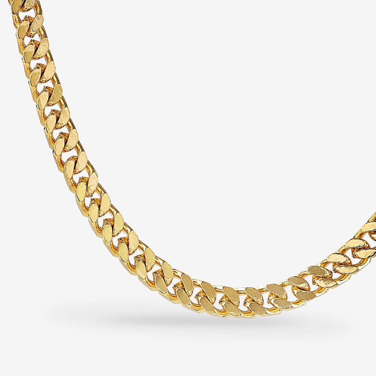 Plane Jane - Halsketten - Gold