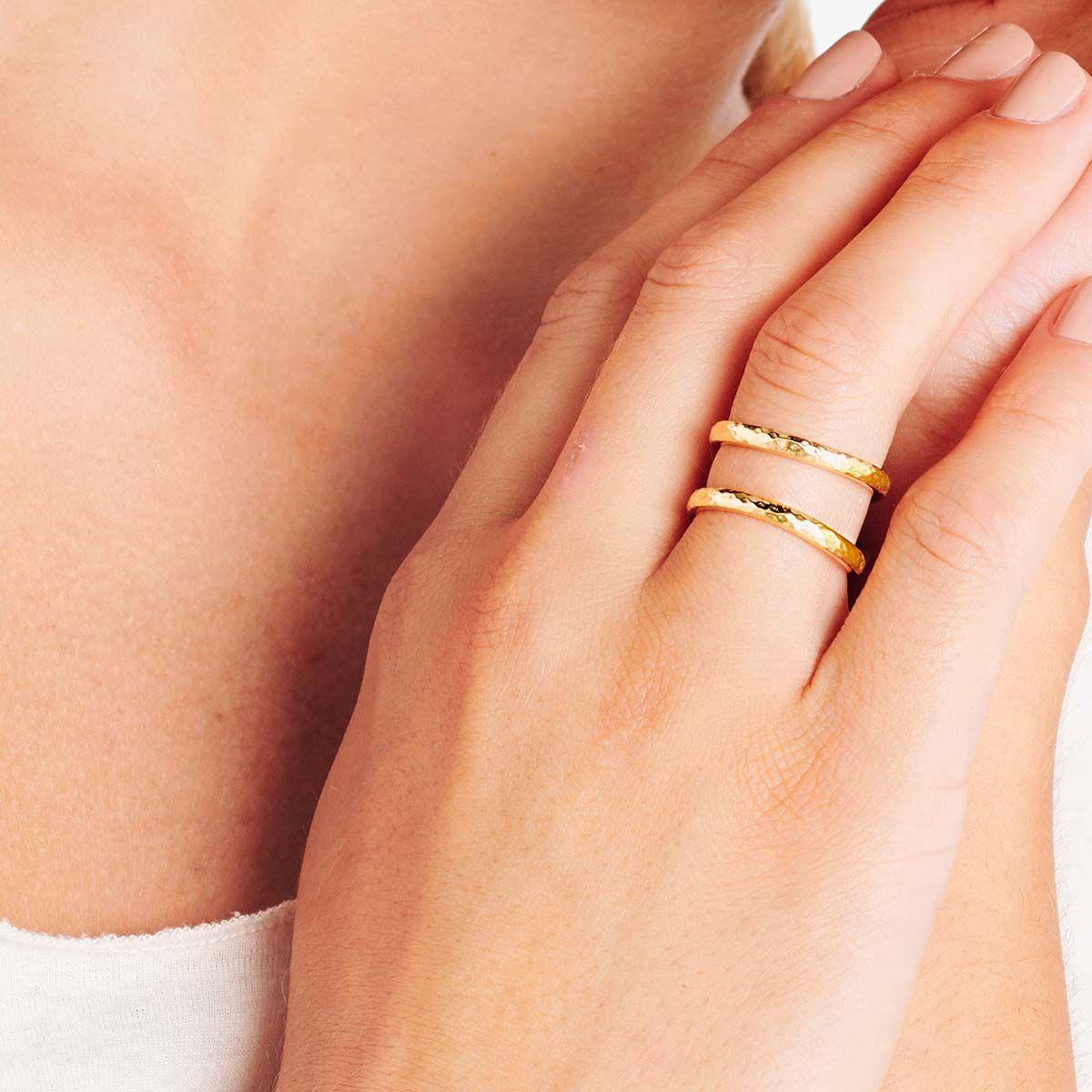 Double ring - Ringe - Silber