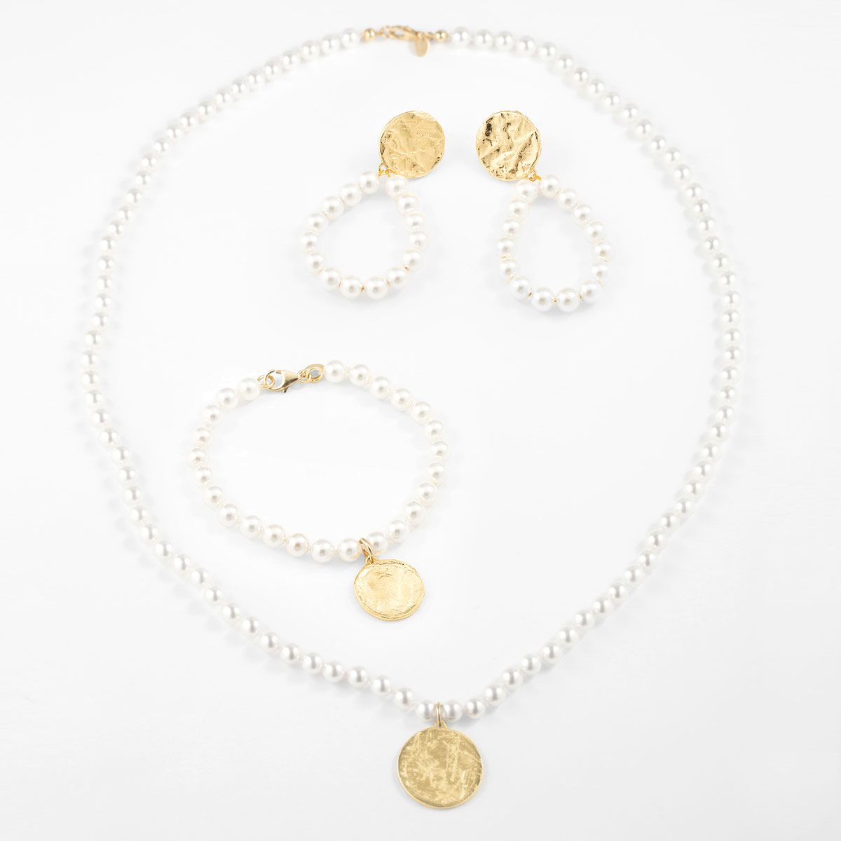 3er Perlen für Stilikonen