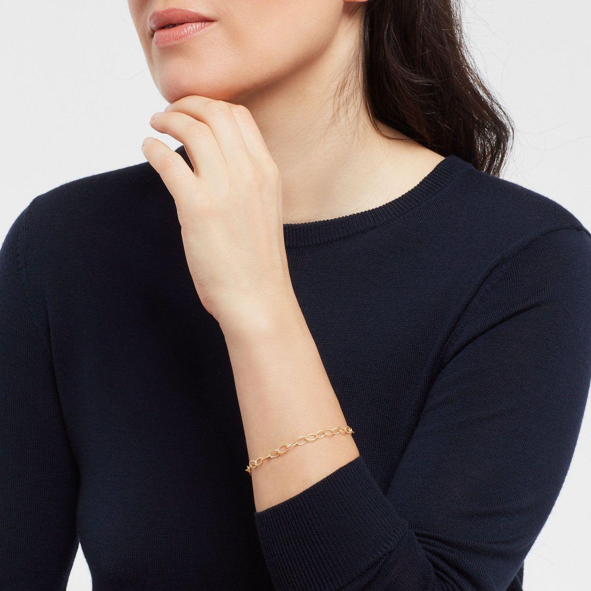 Maude - Armband - Silber