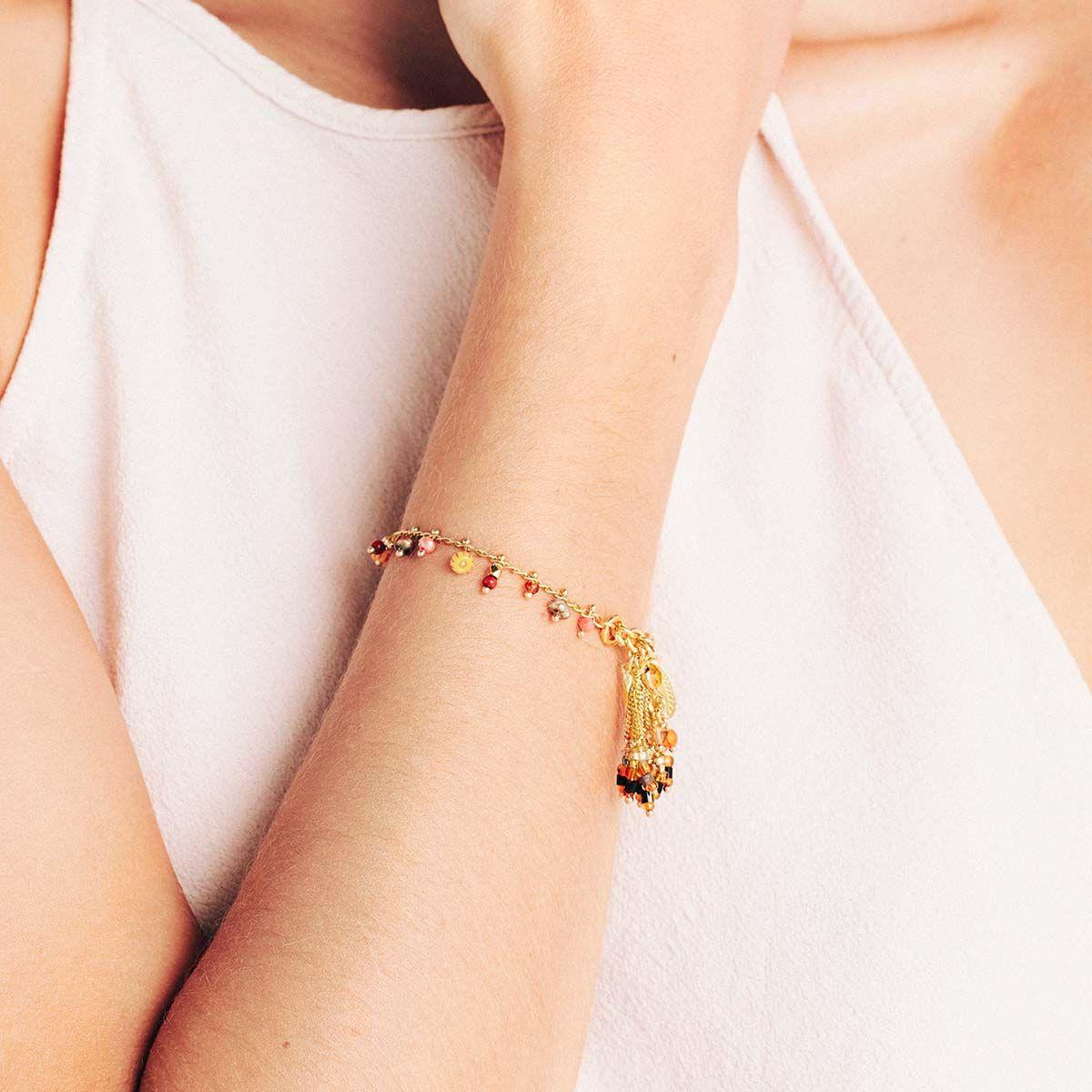 Gipsette - Armband - Amber