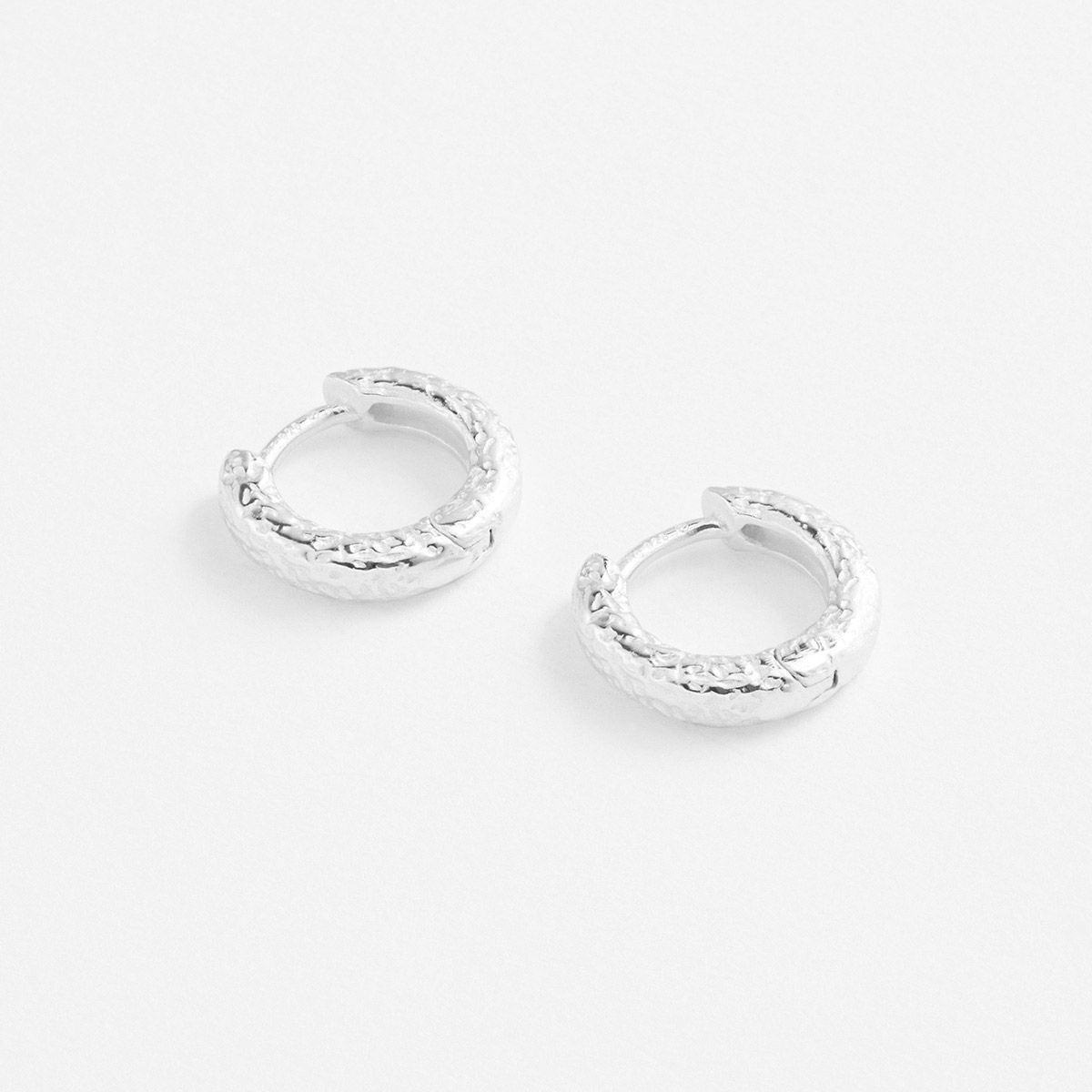 Elli Micro - Creolen - Silber