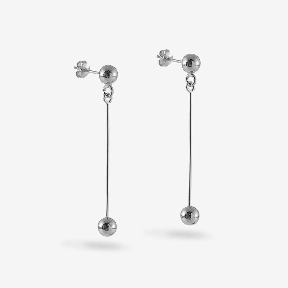 Vanguard - Ohrhänger - Silber