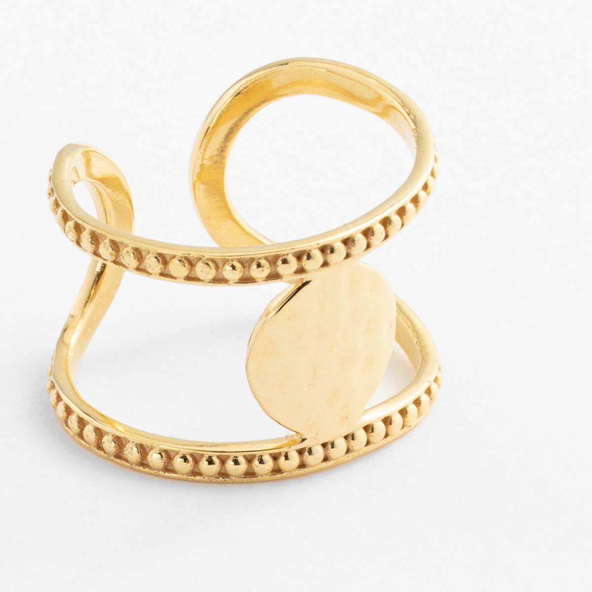 Amyah - Ringe - Gold