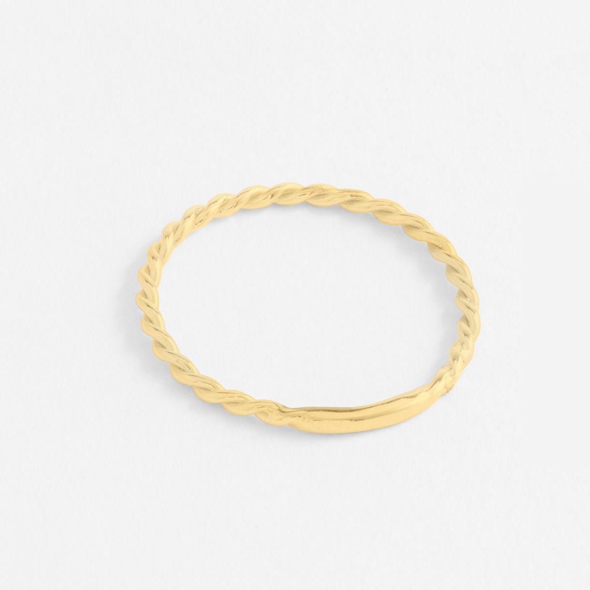 Lina - Ringe - Gold