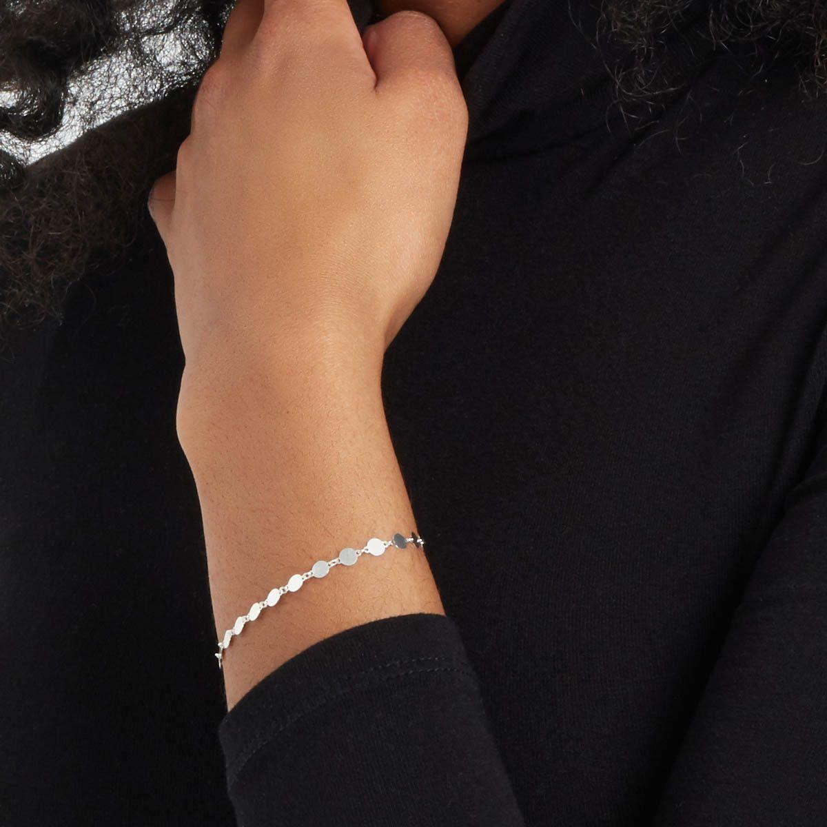 Dharma - Armband - Silber