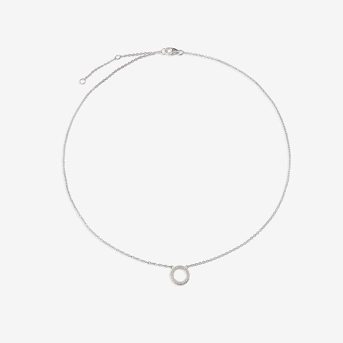 Jeanne - Halsketten - Silber