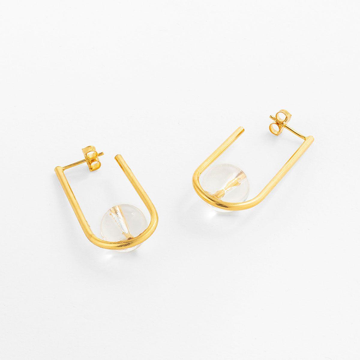Balance - Ohrhänger - Gold