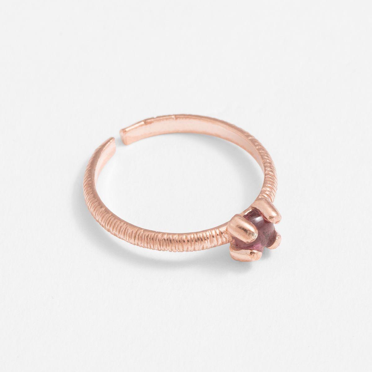 Peyton - Ringe - Pink