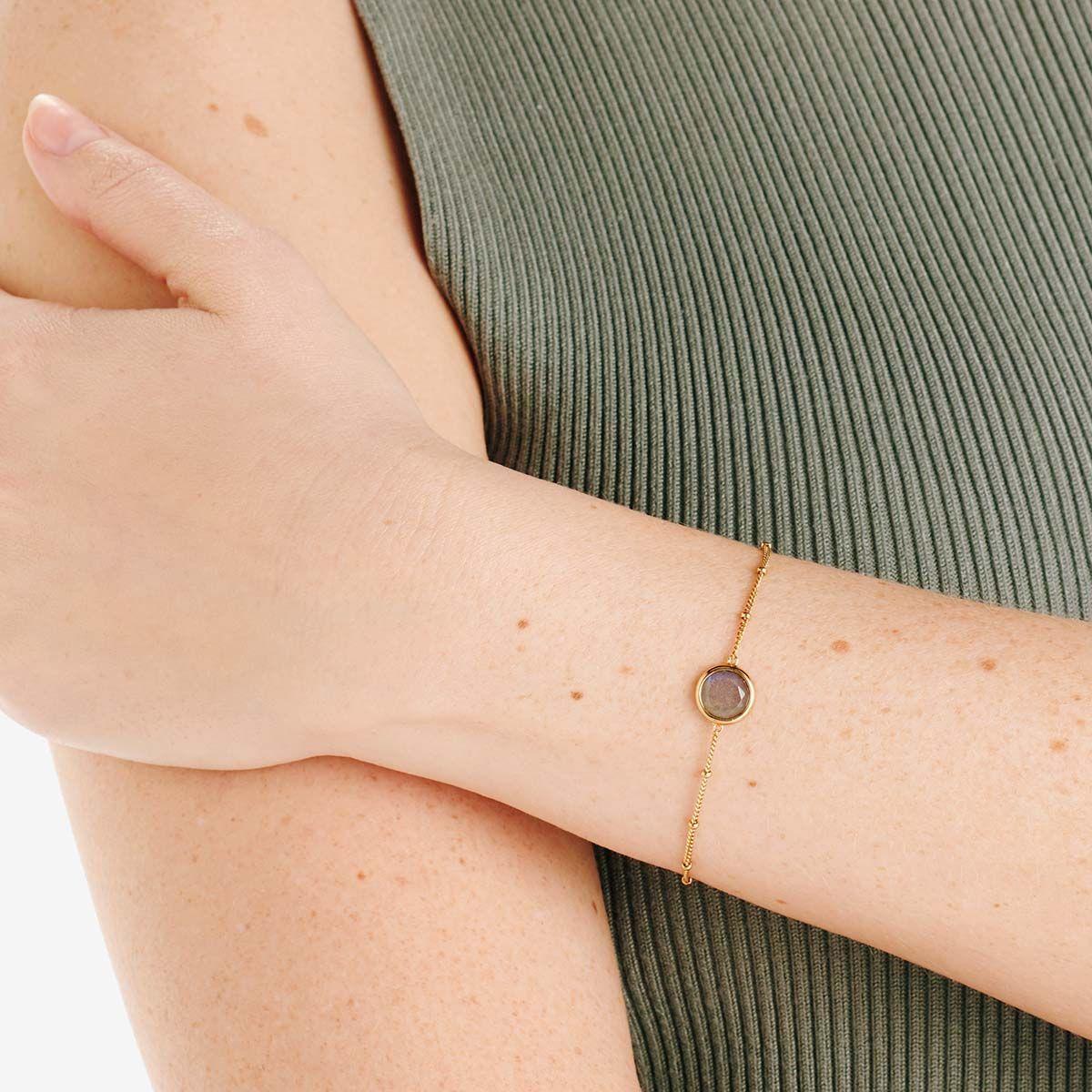 Avary - Armband - 18k vergoldet