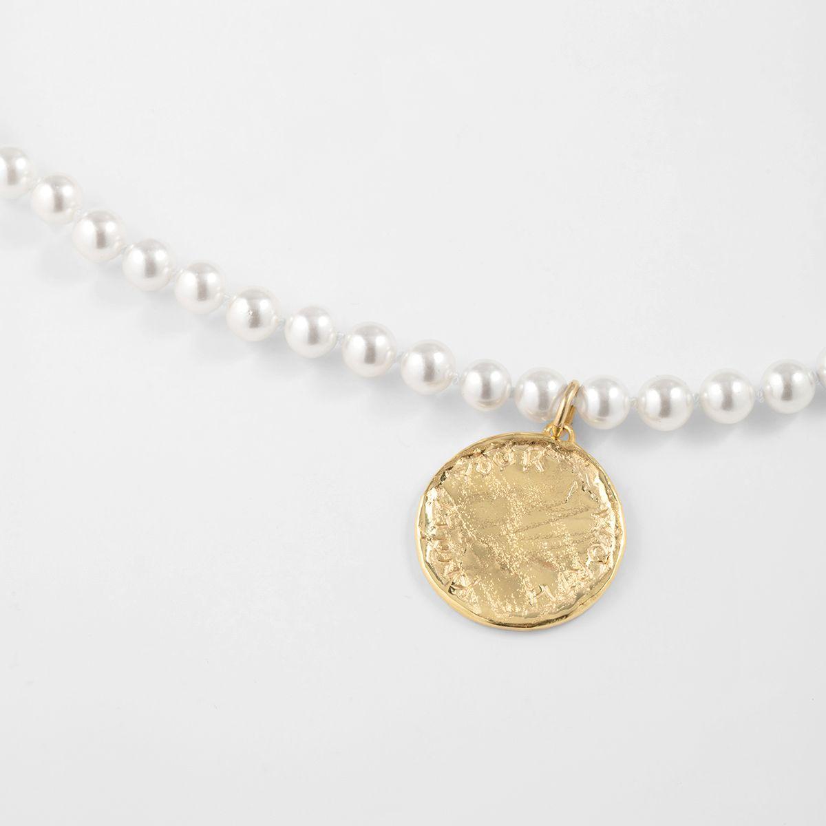 Chiara - Halsketten - 18k vergoldet