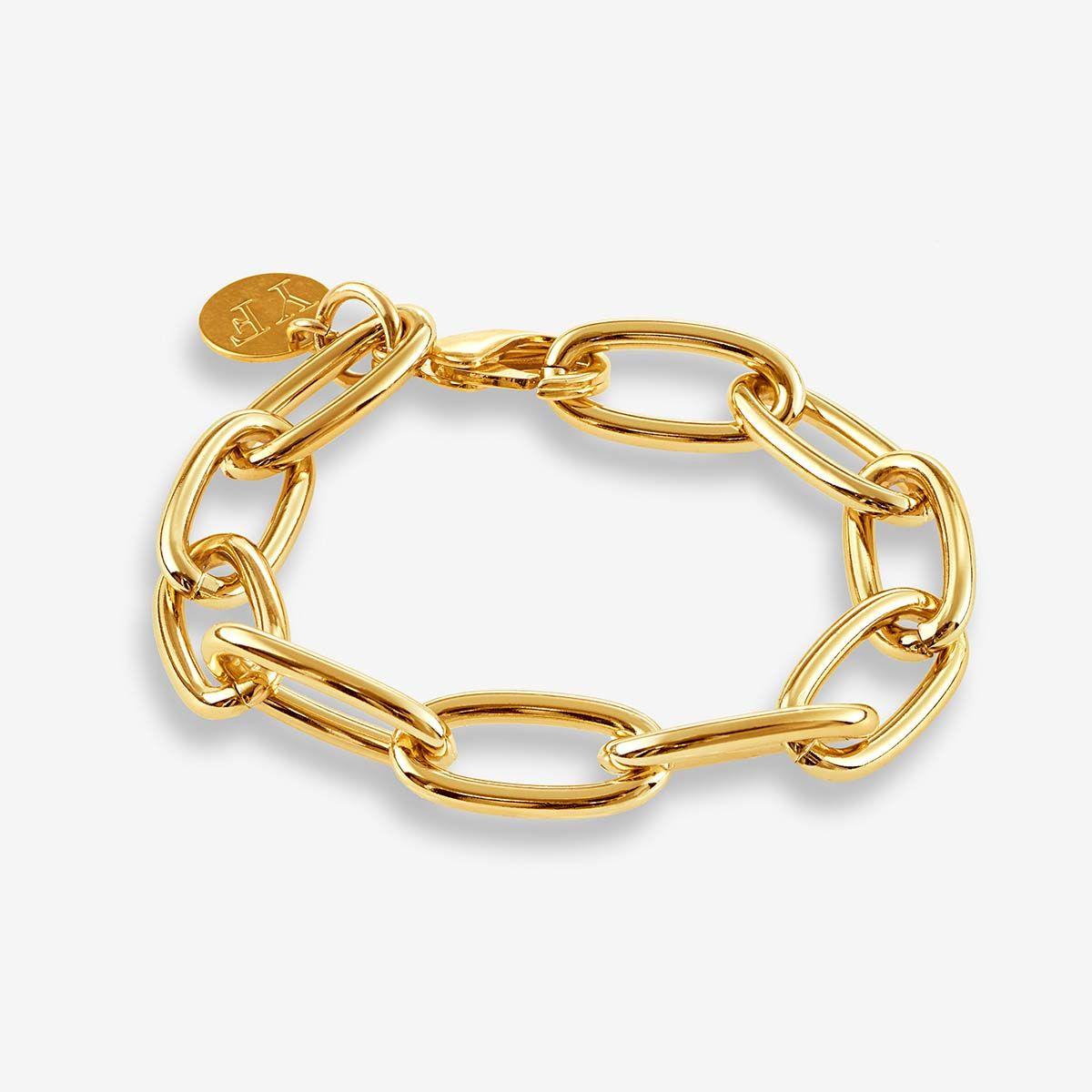 Classic Chain - Armband - Gold
