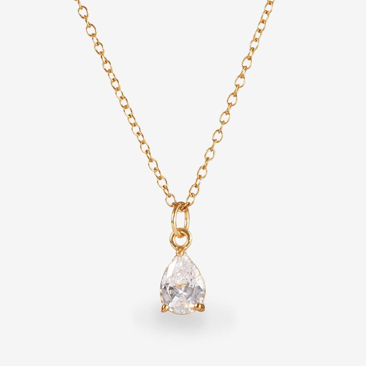 Debora - Halsketten - 18k vergoldet