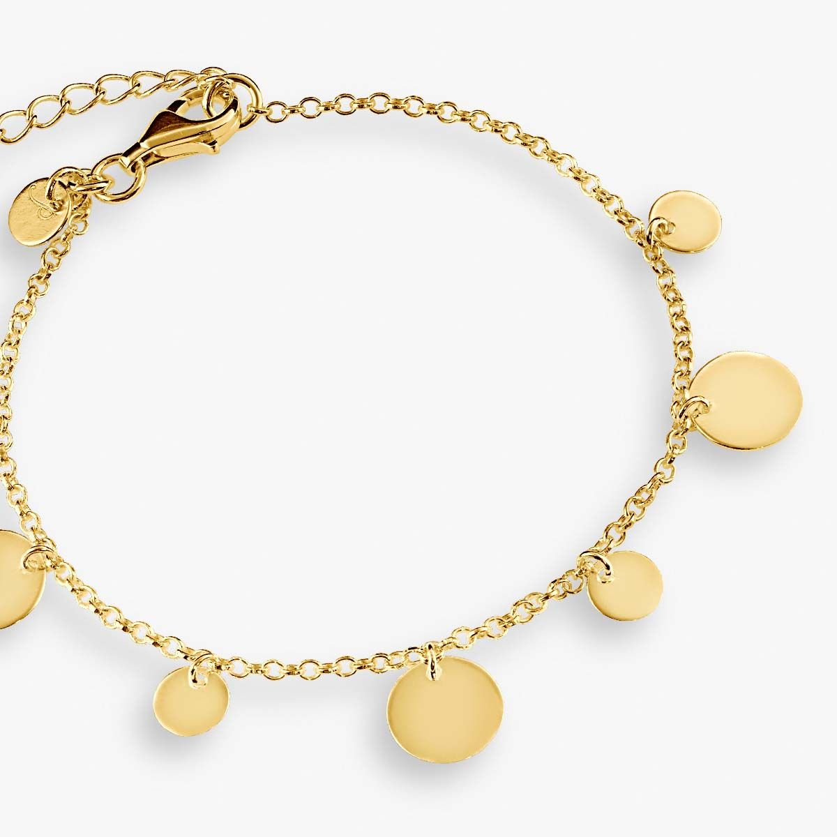 Louanne - Armband - Gold