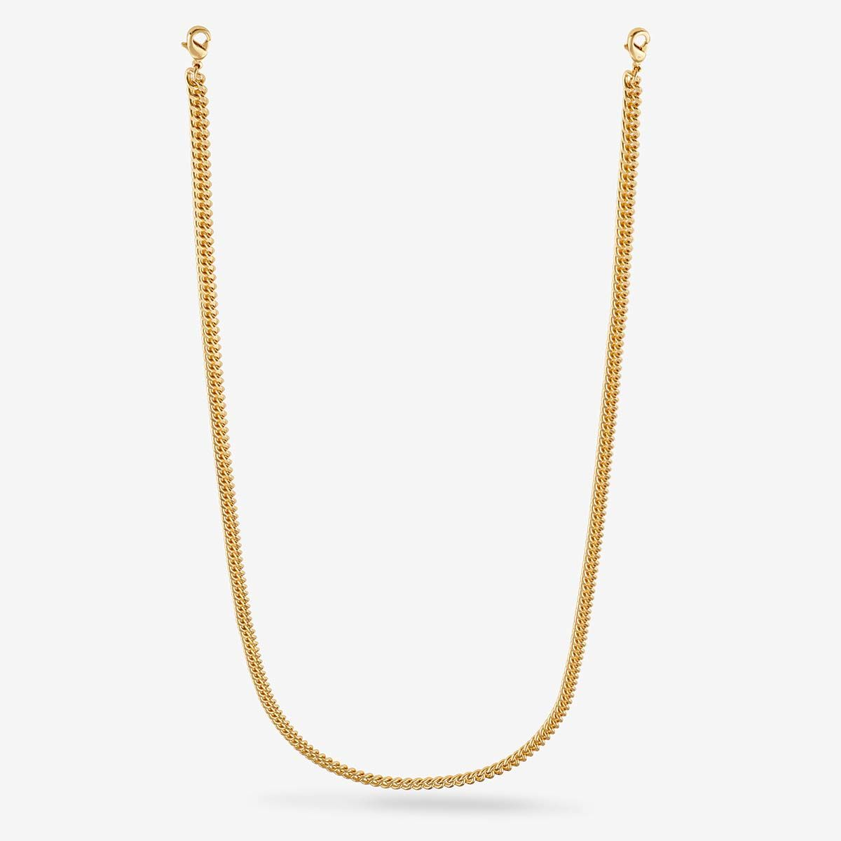 Luisa - Halsketten - 18k vergoldet
