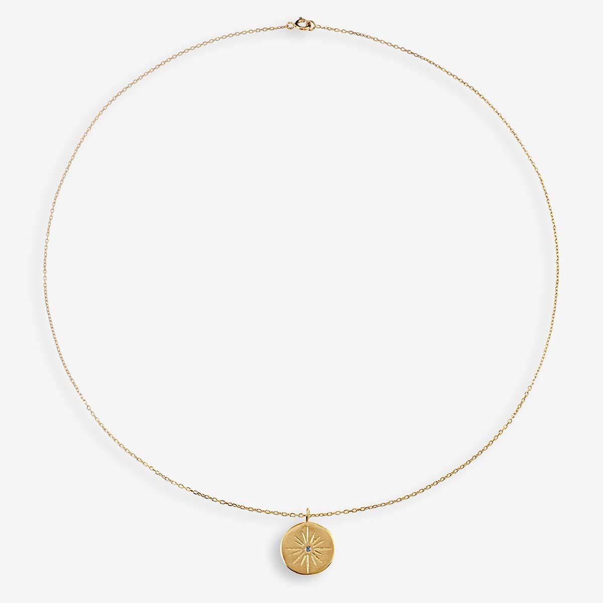 Rima - Halsketten - 24k vergoldet
