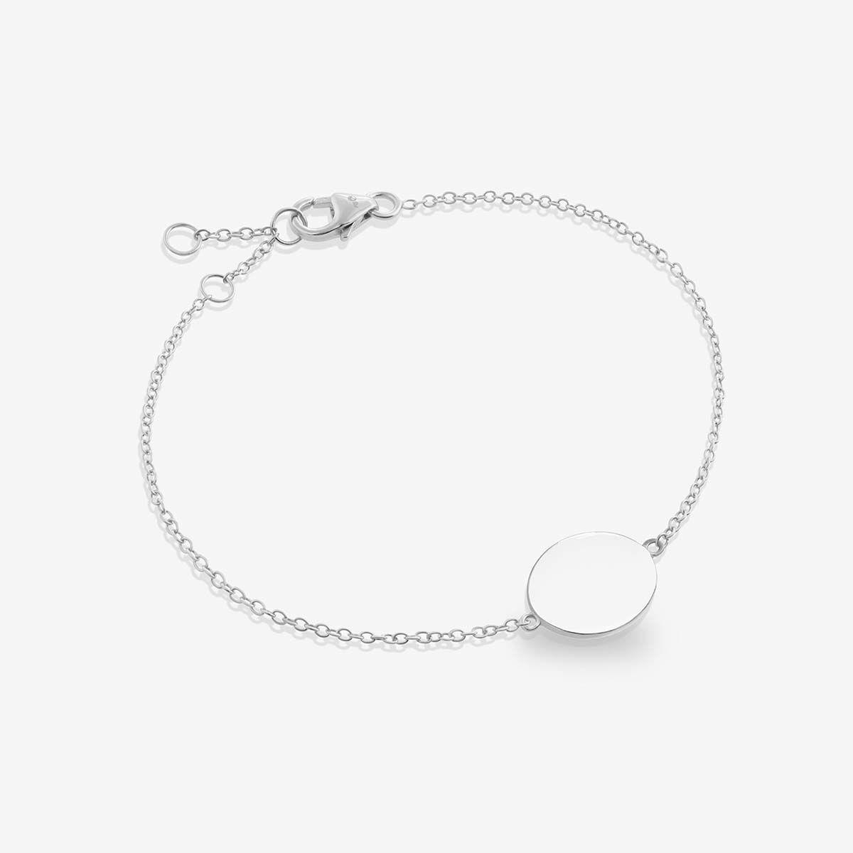 Ruby - Armband - Silber