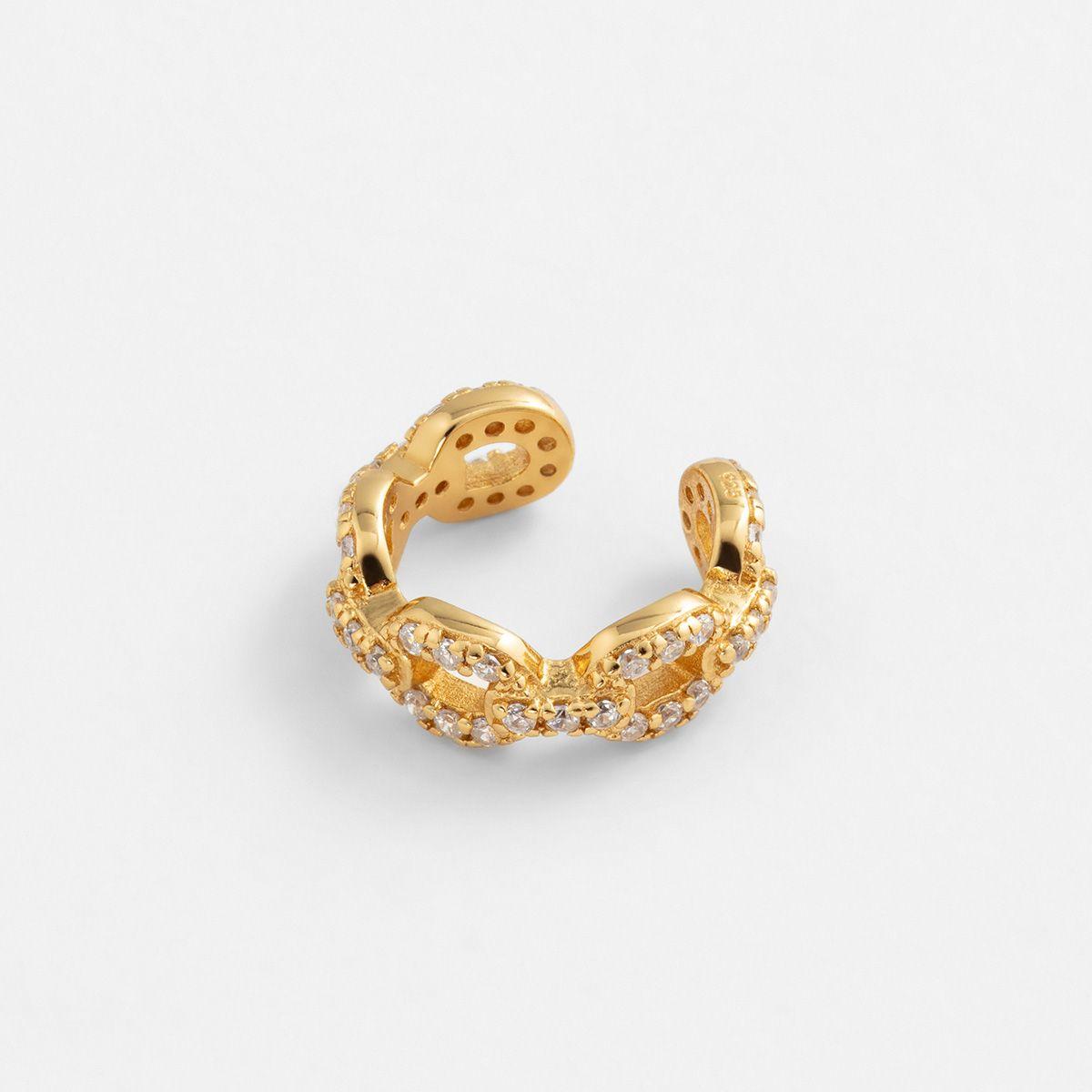 Lola - Earcuffs - Gold